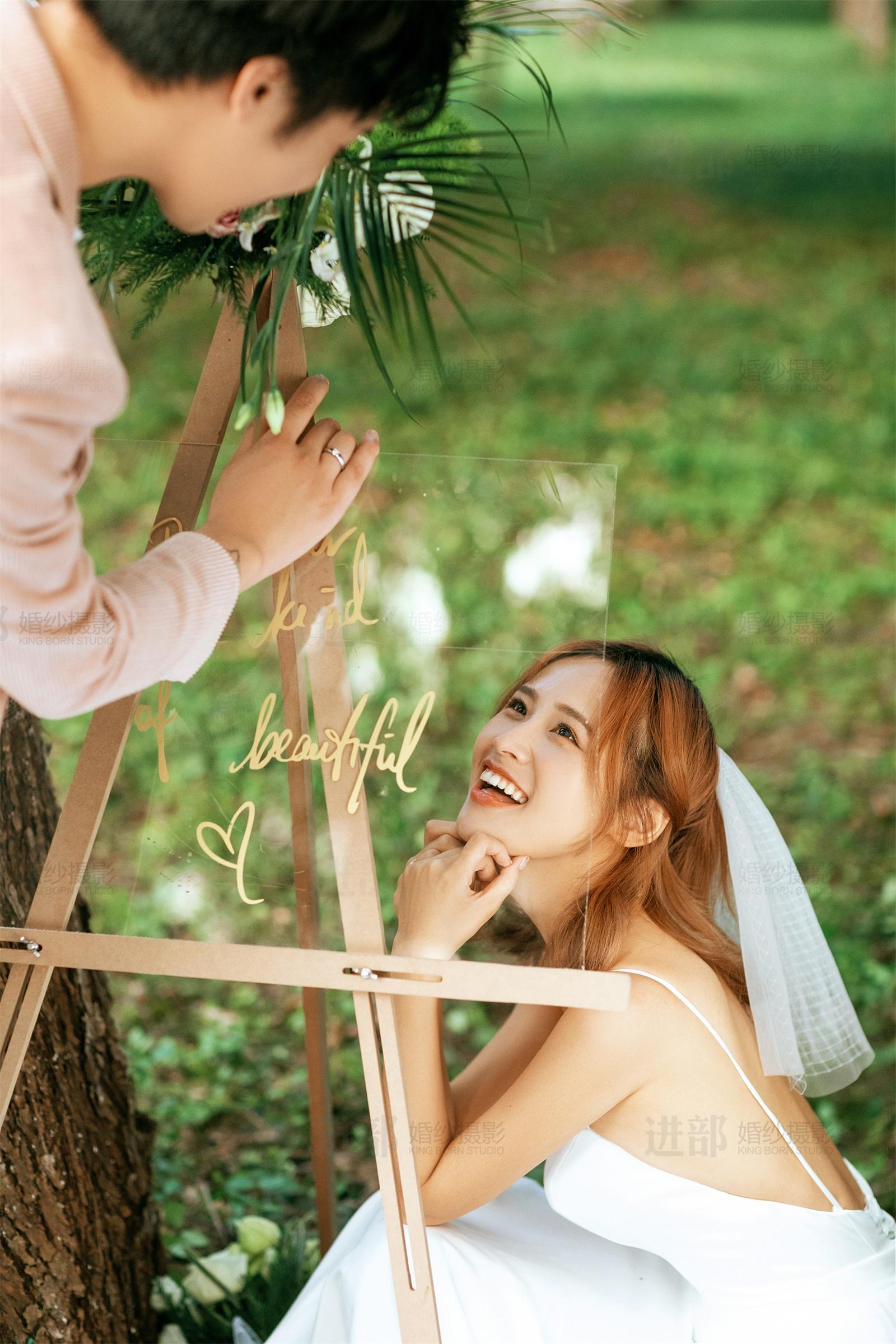 长沙小清新婚纱照